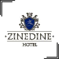 """Разработка логотипа и фирменного стиля для отеля """"ZINEDIN"""""""