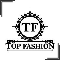 "Разработка логотипа для бренда одежды ""Top Fashion"""