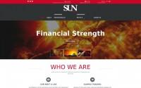 Сайт группы компаний SUN