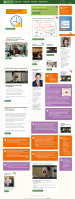 Презинтационный и учебно-методический сайт консалтинговой фирмы