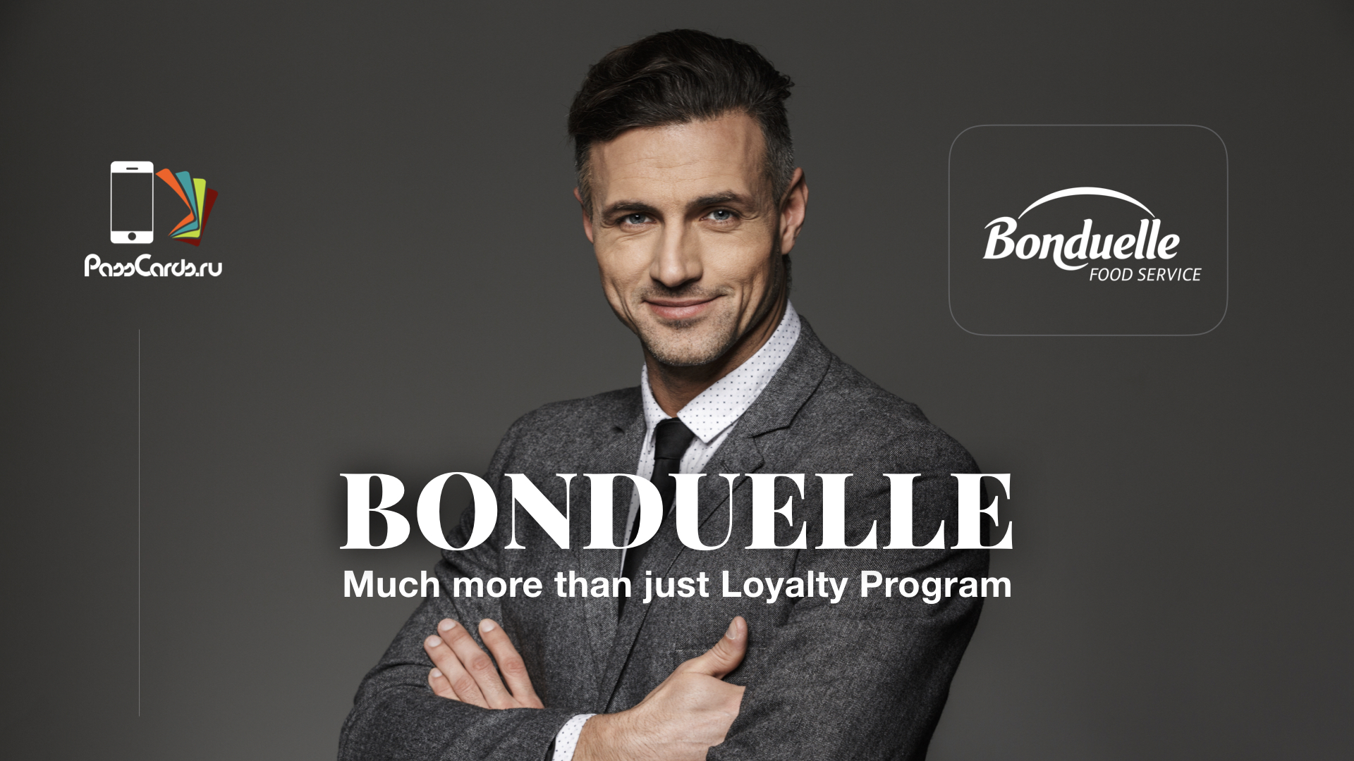 Bonduelle Loyalty Programm (2019)