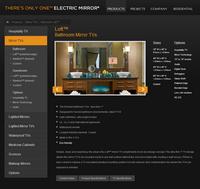 ElectricMirror - Зеркальные телевизоры теперь в России [OpenCart]