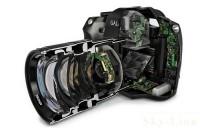 3d моделирование среза фотоаппарата