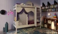 Визуализация детской кроватки