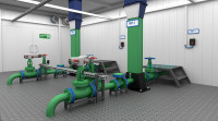3d моделирование сложных инженерных объектов