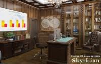 Визуализация рабочего кабинета