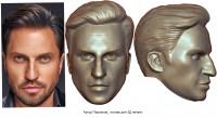 Моделирование головы Пирожков