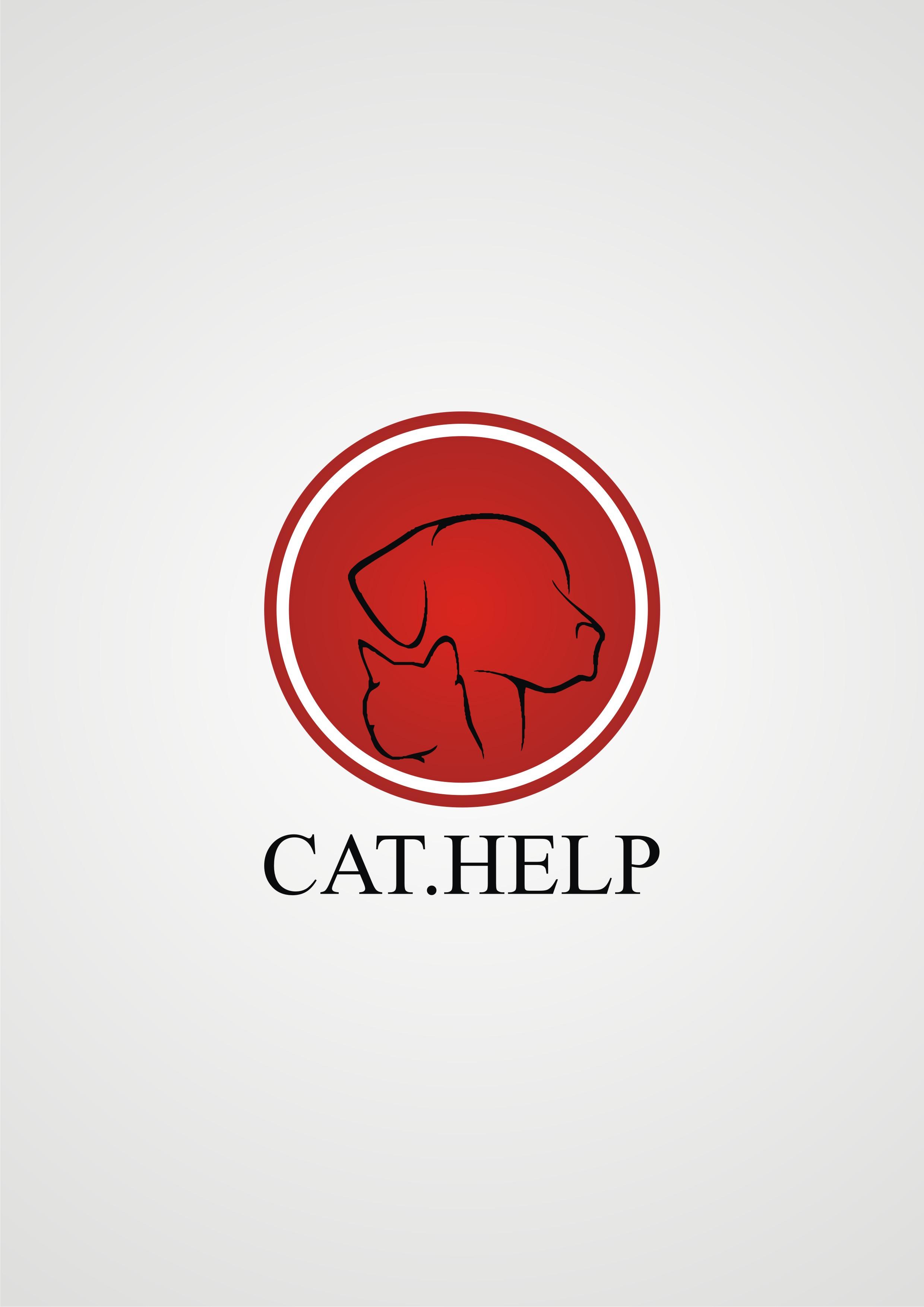 логотип для сайта и группы вк - cat.help фото f_97059dd92a0e305c.jpg