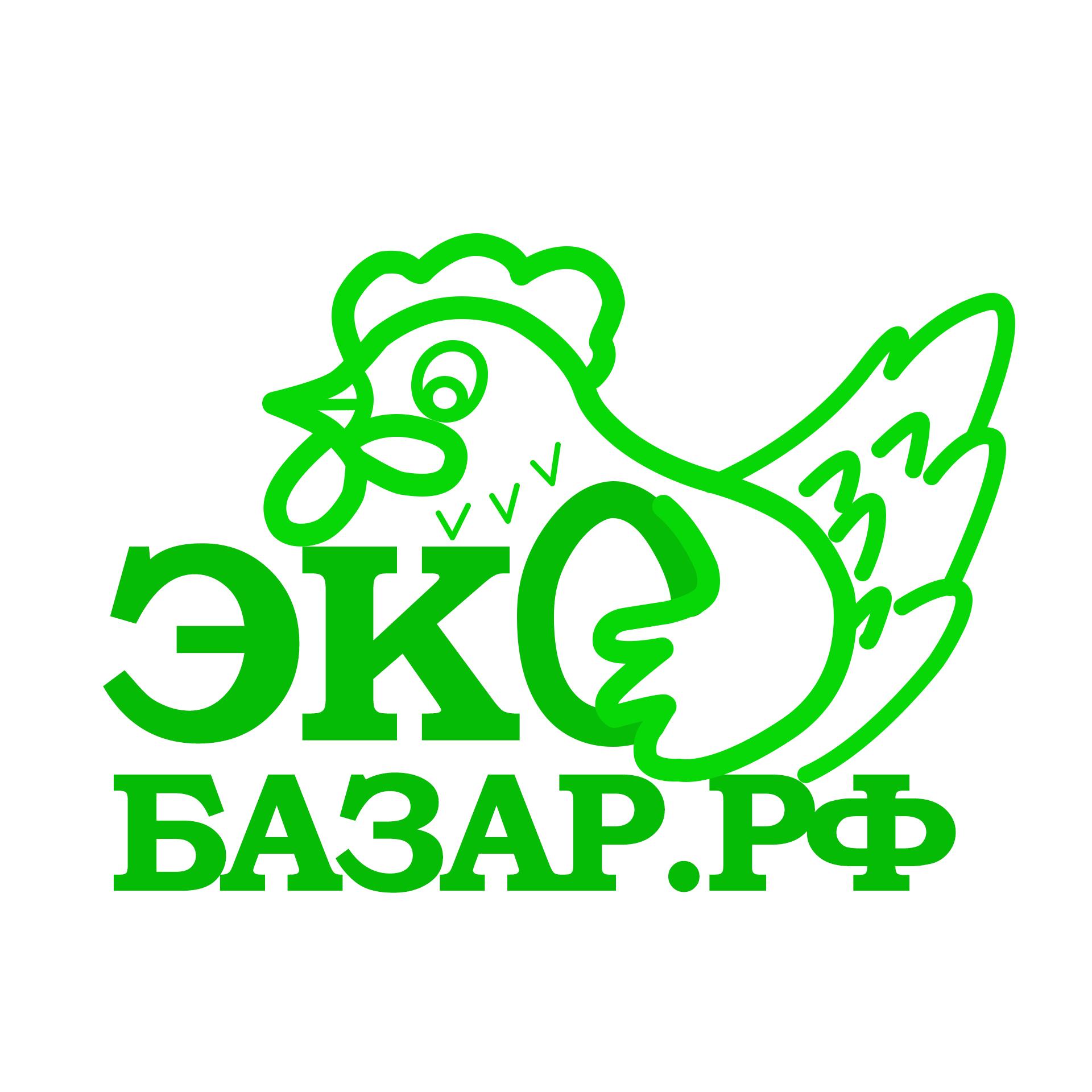 Логотип компании натуральных (фермерских) продуктов фото f_40059403e6211c8a.jpg