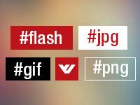Все виды баннеров: flash, gif, jpg, html5
