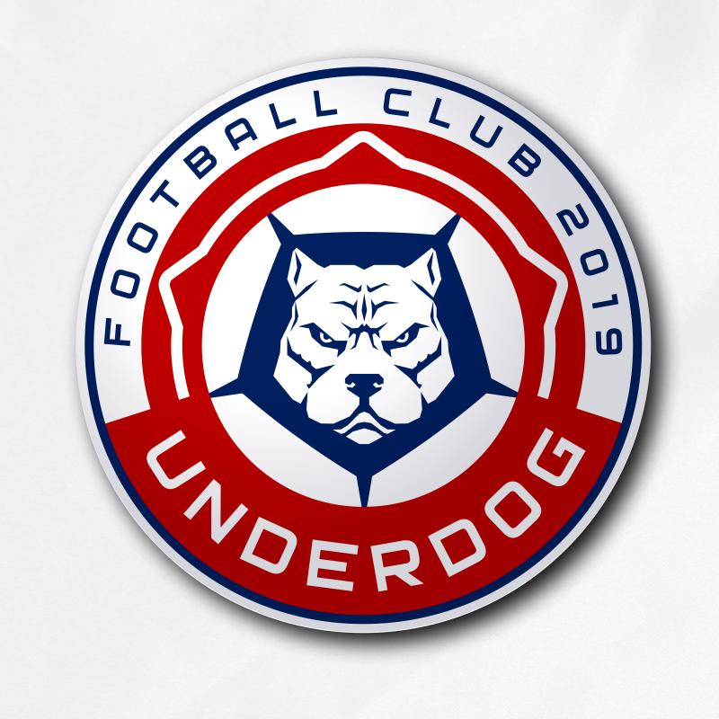 Футбольный клуб UNDERDOG - разработать фирстиль и бренд-бук фото f_1215cb0449311922.png
