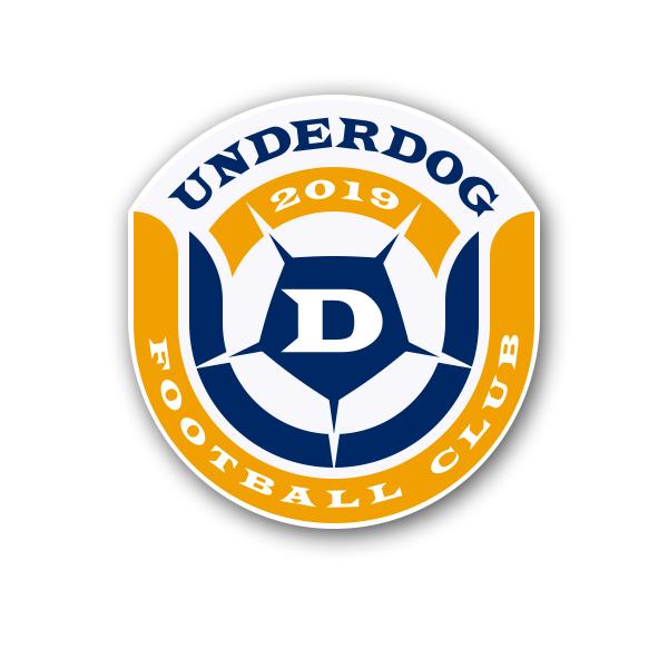 Футбольный клуб UNDERDOG - разработать фирстиль и бренд-бук фото f_2825cb27df72648e.png
