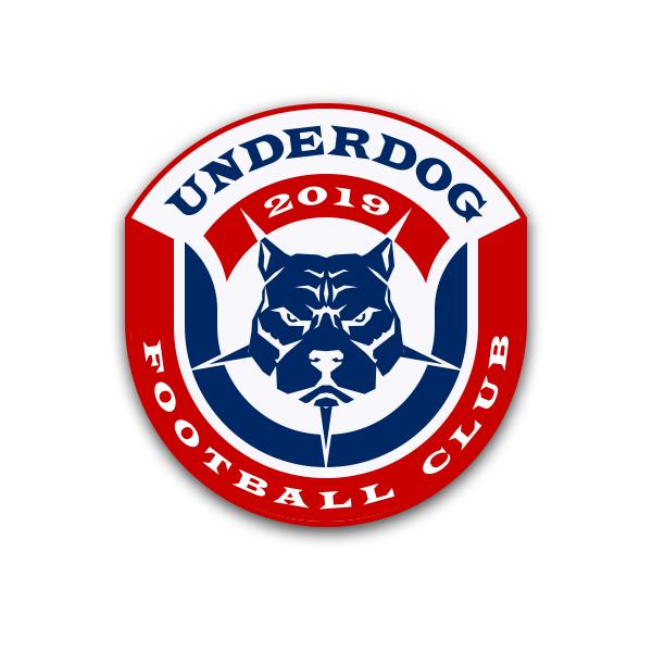 Футбольный клуб UNDERDOG - разработать фирстиль и бренд-бук фото f_3585cb3225a539bd.png