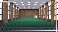 Визуализация конференц-зала