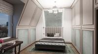 Москва, Офис. Дизайн комнаты отдыха руководителя.