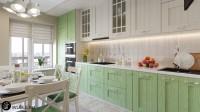 Мытищи, Тенистый бульвар, Дизайн интерьера кухни