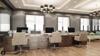 Москва, Офис. Дизайн кабинета.