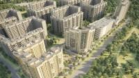 Генплан жилого комплекса в Московской области
