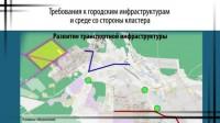 Презентация развития городской инфраструктуры