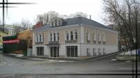 Реконструкция здания в Москве (фотомонтаж)