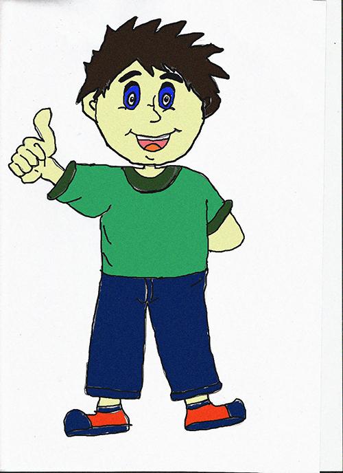 Конкурс на создание персонажа для сайта компании «Экодрифт» фото f_54859e77b126b285.jpg