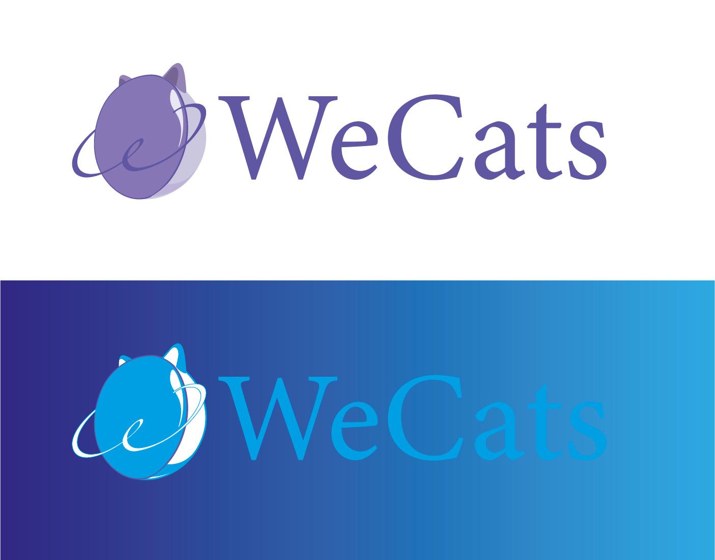Создание логотипа WeCats фото f_1275f1a8d4ca1a32.jpg