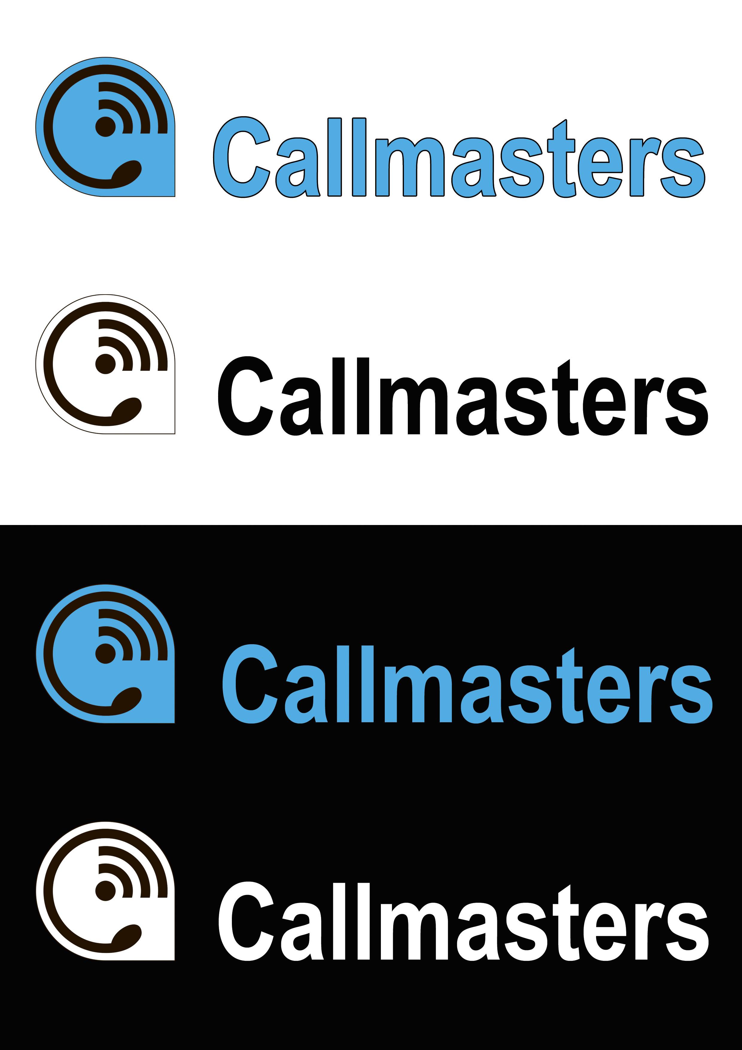 Логотип call-центра Callmasters  фото f_1735b75af0803308.jpg