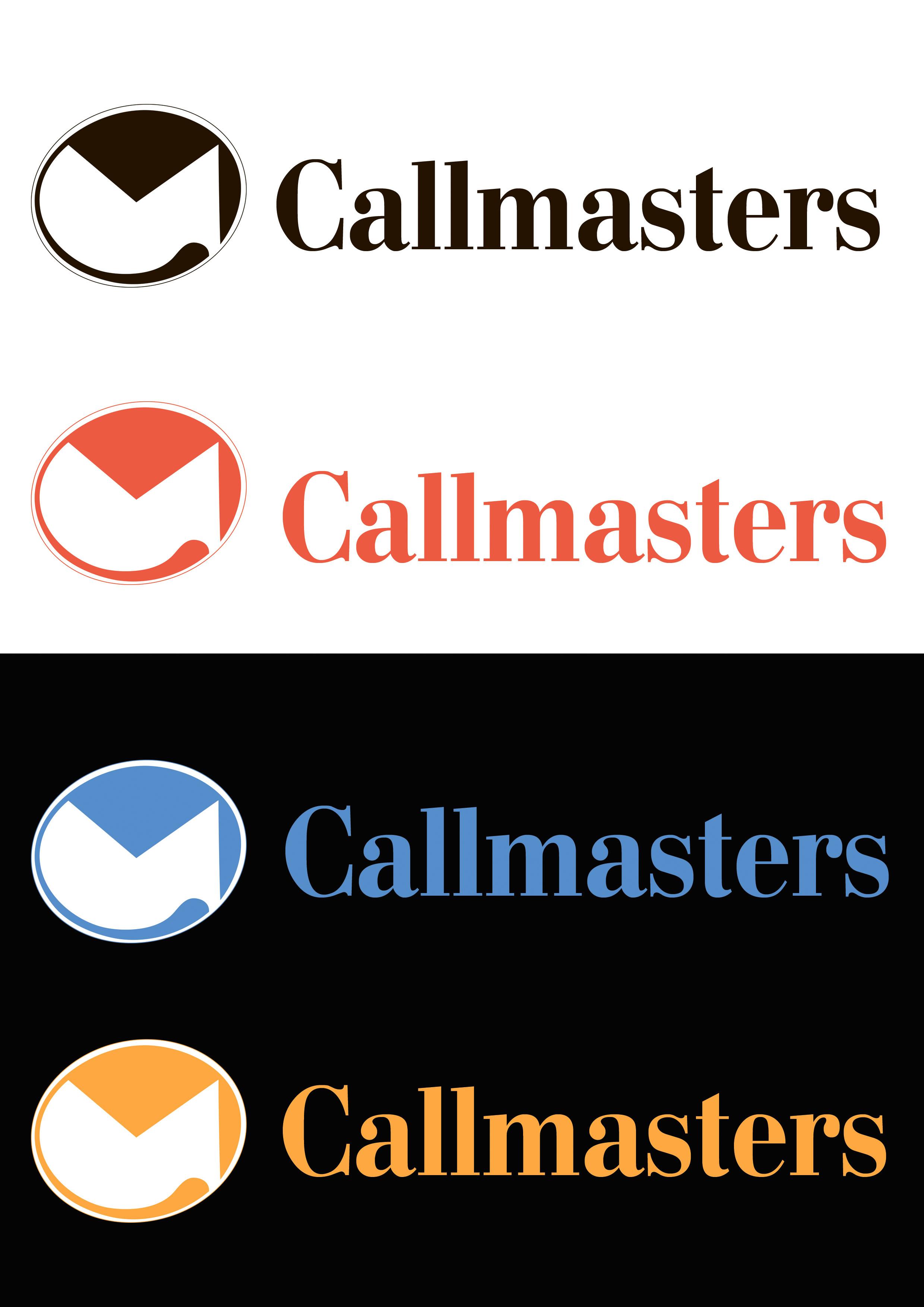 Логотип call-центра Callmasters  фото f_2135b75af0a89700.jpg