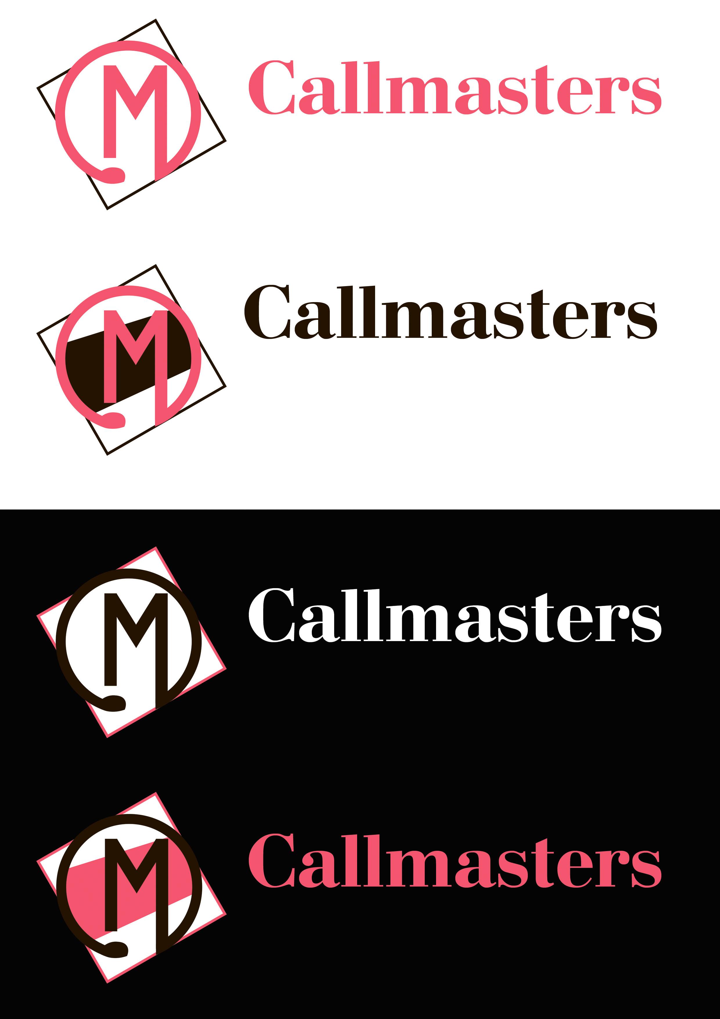 Логотип call-центра Callmasters  фото f_8375b75b00ec303f.jpg