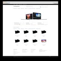 Интернет магазин электроники. Адаптивная вёрстка