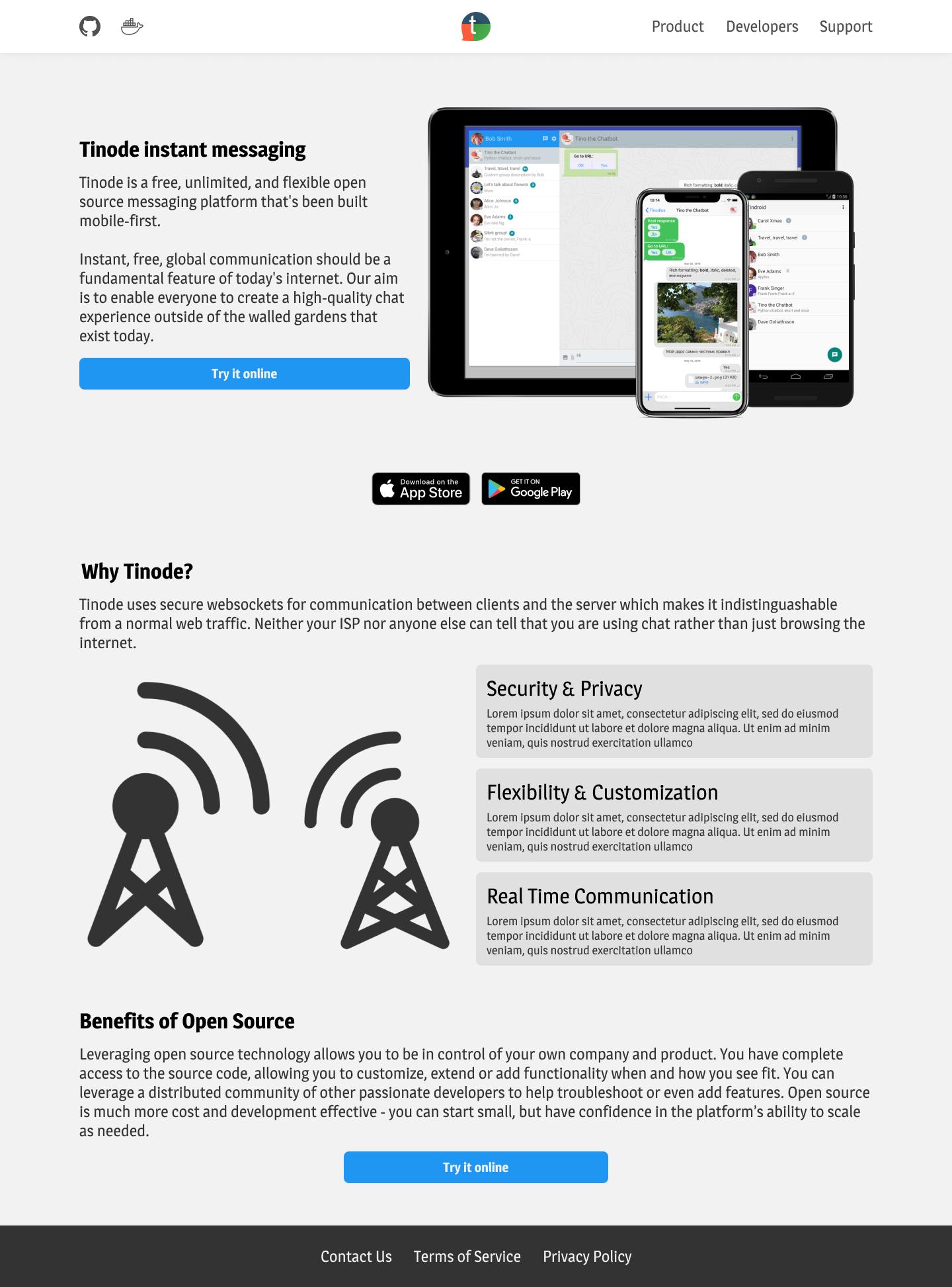 Дизайн сайта tinode.co фото f_1815d6d569f1eab1.png