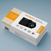 Дизайн серии упаковок для компании Intego