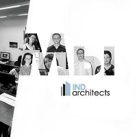 Дизайн буклета и вёрстка. IND architects.