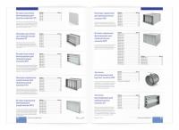 Вёрстка каталога оборудования компании «КОРФ»