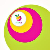 Foodart. Дизайн и вёрстка презентационного буклета