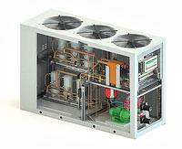 Иллюстрации холодильного оборудования КОРФ