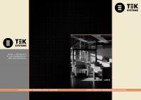 TEK-Systems - буклет