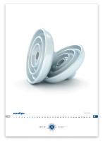 Имиджевый календарь ФСК ЕЭС