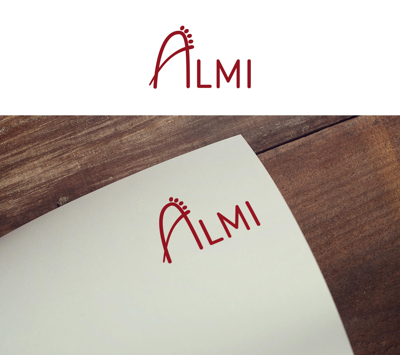 Дизайн логотипа обувной марки Алми фото f_17359eba53b68e68.jpg