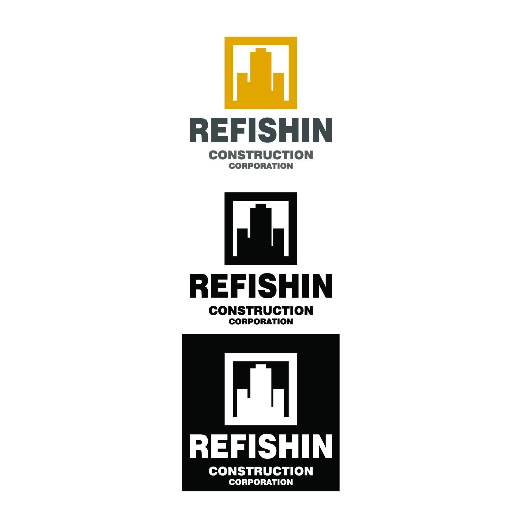 """ЛОГО """"REFISHIN"""""""
