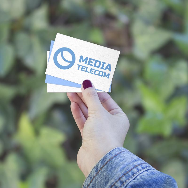 """логотип """"MEDIA TELECOM"""""""