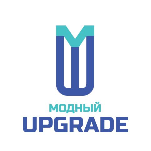 "Логотип интернет магазина ""Модный UPGRADE"" фото f_3205944dc1f87573.png"