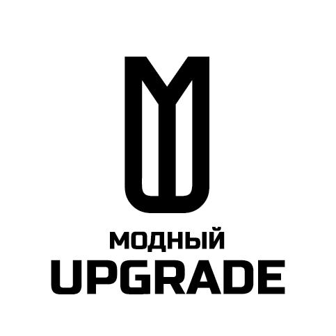 """Логотип интернет магазина """"Модный UPGRADE"""" фото f_7945944dc1cac582.png"""
