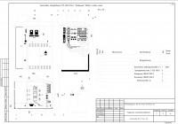 Проект наружного электроснабжения ВЛ 0,4 кВ