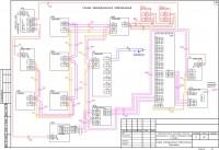 Проект АПС и СОУЭ лаборатории в Симферополе