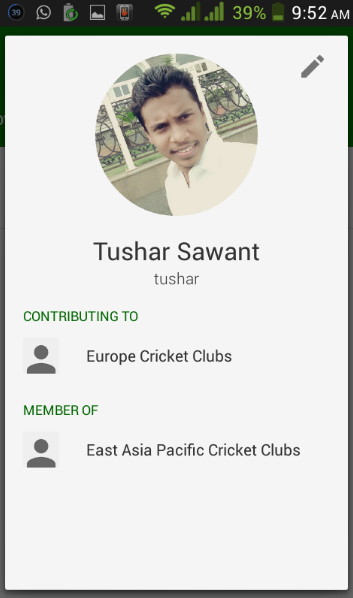 Global Cricket Community