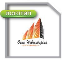Логотип «Огни Новосибирска»