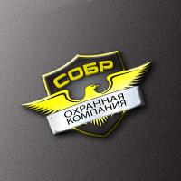 """Логотип """"СОБР-1"""""""