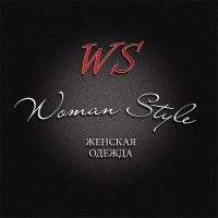 """Логотип магазина """"Woman Style"""""""