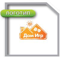 Логотип «Дом Игр»